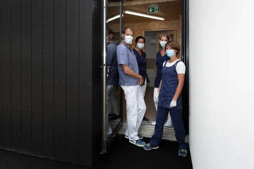 Projet architecte d'un cabinet dentaire, Morbihan